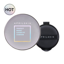 FREE SHIPPING★★April Skin★★ Perfect Magic Cover fit Cushion ★★ contained Essence★