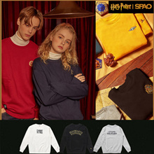 [SPAO X Harry Potter] 5Type Magician Sweat Shirts / Letter Sweat Shirts / Last Limited qty Flat price / ★Harry potter Limited Edition★