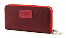Direct from Germany -  GEORGE GINA & LUCY Ball Istic Wallet Girlsroule Wine-Red
