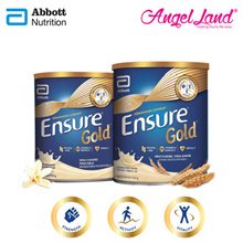 Abbott Ensure Gold 850g Vanilla/Wheat +HMB (2 tins)