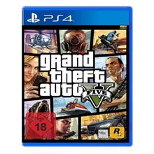 PS4 Grand Theft Auto 5 (GTA 5) : R2