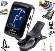 Best Selling Digital Guitar Tuner Can Also Be Used For Tuning Chromatic Bass Violin And Ukulele ETC