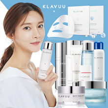 [KLAVUU] ★Korea Special Cosmetic 14Type★CREAM/Eye /Serum/Toner/Mist/MASK/Cushion/Cleansing Water