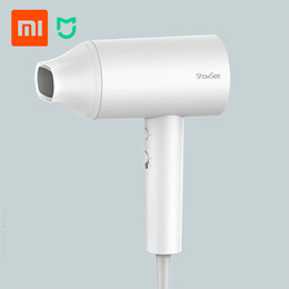 2020 New XIAOMI MIJIA SHOWSEE Anion Hair Dryer Negative Ion 1800W hair care Professinal