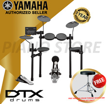 New![Top Seller] Yamaha Drum DTX452K Electronic Digital Drumset | DTX Digital Drum Kit with Warranty