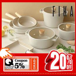 NEOFLAM FIKA IH cookware Frying pan wok pot skillet / induction nonstick cast iron saucepan