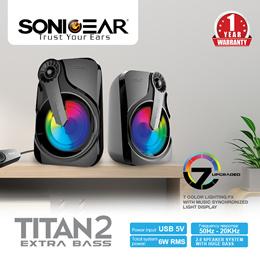 2.0 USB Speakers   BLUECUBE smart Speaker   SONICUBE   TITAN 2   QUATRO 2   LOCAL STOCKS!