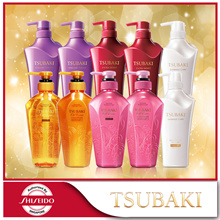 1+1 [Tsubaki] Oil Extra Intensive Damage/Moisture Balance /Volume Touch / Extra Moist Shampoo