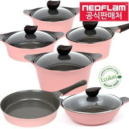 [NEOFLAM] AENI Cookware collection / frying pan