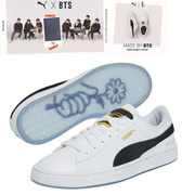 details for casual shoes best shoes Qoo10 - BTS Official Goods - PUMA X BTS TURIN Shoes + Photo ...