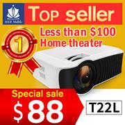 NEW!!🌟T22L  🌟 T23K  PROJECTOR  🌟 films.TV.xiaomi The Cheapest 1080P Portable.