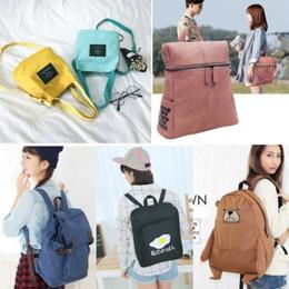 [SG Seller FREE SHIPPING] Ladies Korea Japan design cute and trendy fashion backpacks/bags