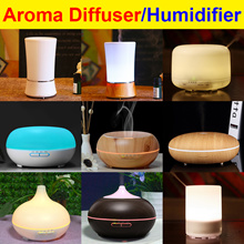 Qoo10 Best Price ★ 24 New Models ★ 2018 Ultrasonic Aroma Diffuser/ Humidifier/ Nebulizer