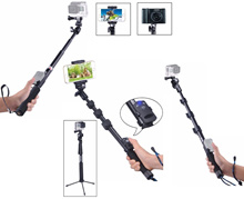 Smatree Smapole Q and Y Series for Gopro Action Cam and Smartphones