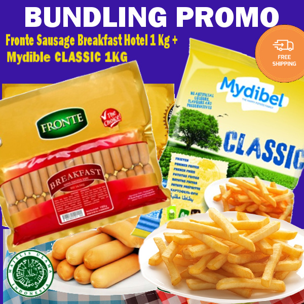 ** BUNDLING PROMO** Mydible CLASSIC 1KG Deals for only Rp135.900 instead of Rp135.900