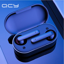 QCY T3 Wireless Bluetooth Earphones Stealth Sports Mini Earbuds