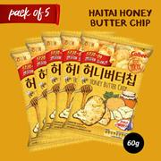 Haitai Honey Butter Chip (60g)(pack of 5)