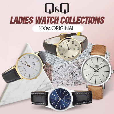 LADIES WATCH COLLECTION Deals for only Rp189.000 instead of Rp189.000