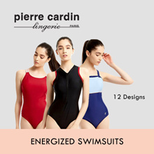 Energized Swimsuit 12 Designs