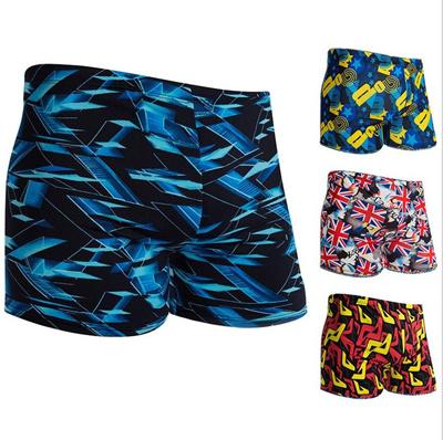 6e6b40bca6f Men s Board Shorts Swim Shorts Swim Boxer Trunks Men Swimming Swimwear  Swimsuits Surf Shorts Running