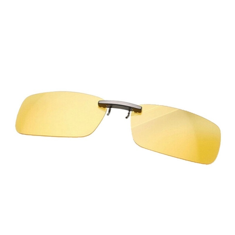 ff3f2255f7f fit to viewer. prev next. Polarized Clip On Sunglasses Driving Night Vision  Lens for Metal ...