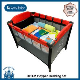 Lucky Baby DREEM Playpen Bedding Set