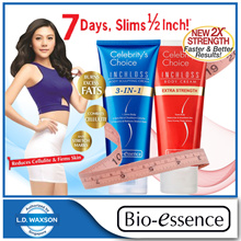[BIO-ESSENCE] Celebrity Choice Inchloss (Body Cream Extra Strength/Body Sculpting Cream) 200g