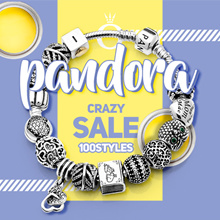 ★Restock 16th New Added]★100% AUTHENTIC PANDORA CHARM / BRACELET 97Styles