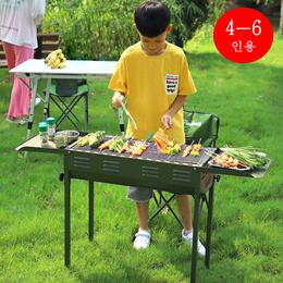 烧烤炉户外便携可折叠日式烧烤架木炭bbq烤炉