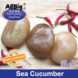 [All Big]Premium Sea Cucumber(1KG)(7-10Pcs)(Frozen)