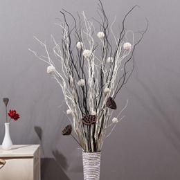 Dried flower /      vein dried flower simulation fake flower dry branch flower arrangement