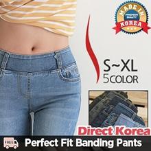 [CANMART] ✨RESTOCK✨ KOREA Perfect Fit Banding women Pants ver.9