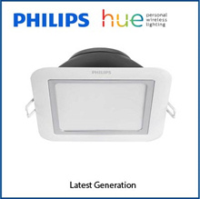 Philips Hue 59002 APHELION 125 Square 9W TW WH