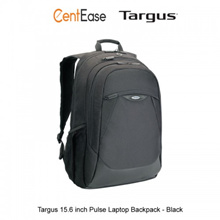 Targus 15.6 inch Pulse Laptop Backpack - Black