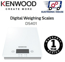 ★ Kenwood DS400/ DS401 Digital Weighing Scales ★ (1 Year Singapore Warranty)