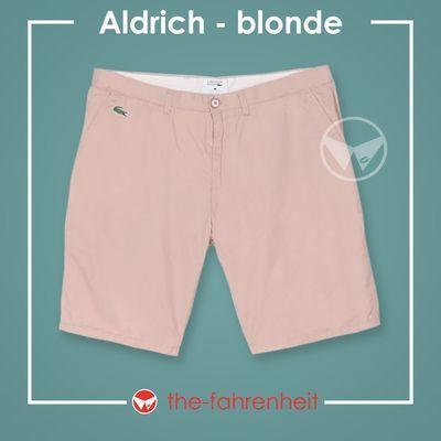 Aldrich Paisley Inner Pocket Shorts MenBlond