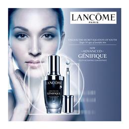 Best Selling Anti Aging Skincare! Lancome Advanced Genifique Serum- SHICARA