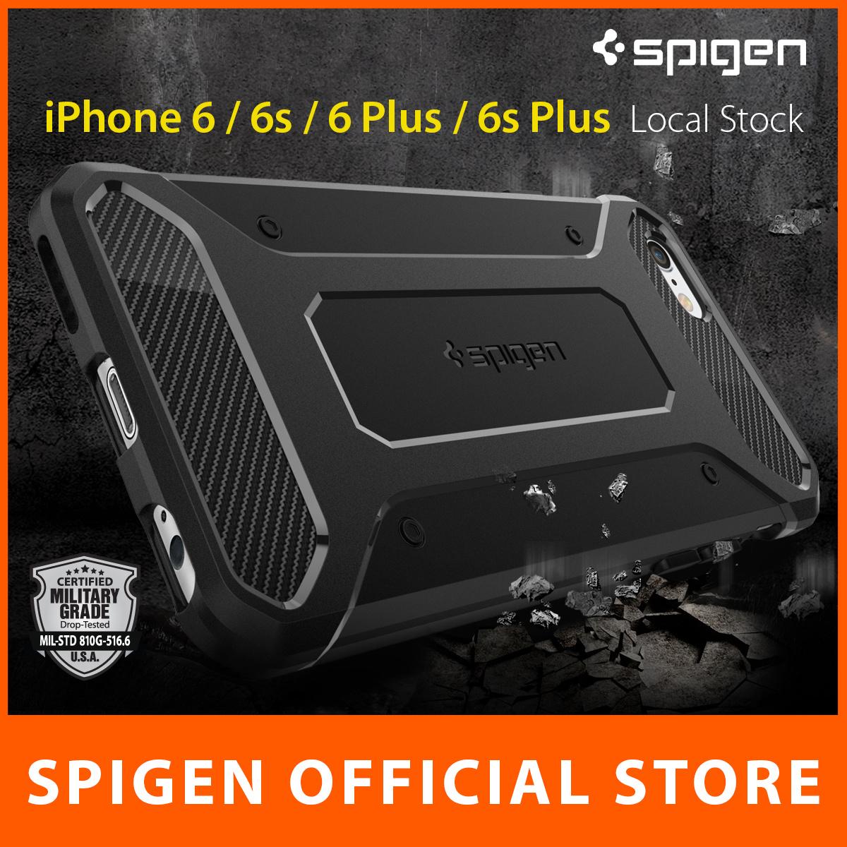 Harga Jual Spigen Iphone 7 Plus Case Hybrid Armor Original Casing 3second Tshirt 166031812kn Kuning S Qoo10 6s Mobile Accessories Champagne Gold Show