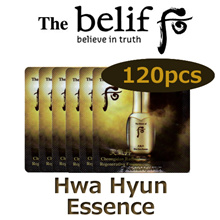 【The History of Whoo】 Cheongidan Hwa Hyun Essence 1ml x 120pcs
