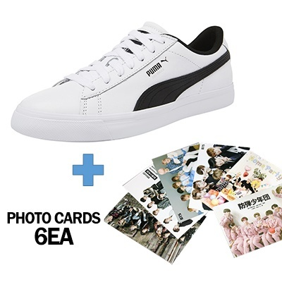 premium selection 071dd ead55 Buy ?NEW ARRIVAL IN SG?FREE GIFT/ PUMA X BTS COURT STAR / Sneakers /  Photocard / PUMA Deals for only S$128 instead of S$0