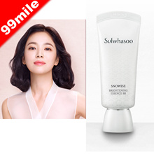 [Sulwhasoo] Snowise Brightening Essence BB / BB Cream / Skin Cover / Cover Makeup
