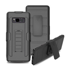 Future Armor Hybrid Soft TPU PC Hard Case For Samsung Galaxy Note 8 Shockproof Stand Cover