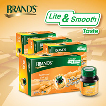 【Apply Coupon for Discount More!】BRANDS® Fine Taste 4 packs (4x6s) - 24 Bottles x 70gm