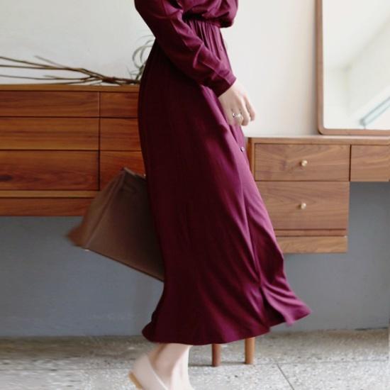 ガールズデイリーガールズデイリーポケットカラーのワンピース スーツワンピース/ 韓国ファッション