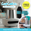★SG ★[GENUINE] 2018★Cupcooler Instant Cooling Cup Smart Device Mini Mobile Refrigerator Speed