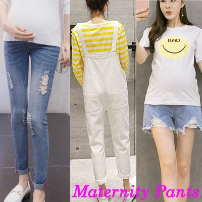 ab204691d2e New Arrival Maternity Pants  Shorts  Dress skirts jeans  safety pants bra