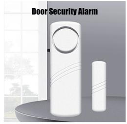 门铃    /   门窗安全警报器无线延时警报门铃