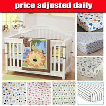 ★price adjusted daily★Cute baby bedding crib cot sheet/ bedsheet/ Mattress cover/ Caters