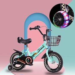 3-6-8-9岁男孩女孩儿童折叠自行车