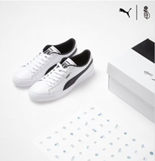 [ BTS x PUMA ] NEW VER. BTS BASKET Shoes Sneakers (RELEASE 31-08-2018)
